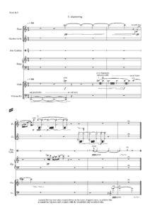 Ricochets Score: Page 3