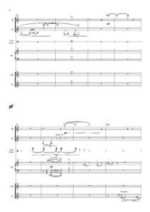 Ricochets Score: Page 9