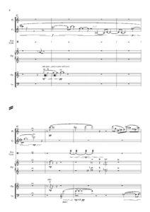 Ricochets Score: Page 11