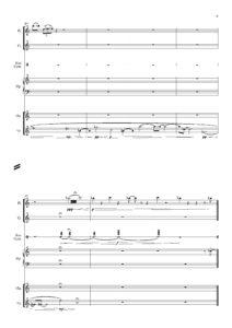 Ricochets Score: Page 12