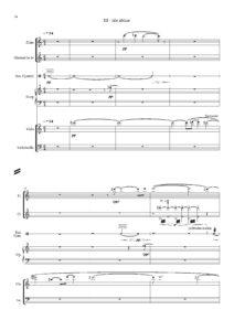 Ricochets Score: Page 14
